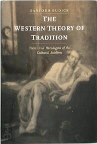 The Western Theory of Tradition - Sanford Budick (ISBN 9780300081510)