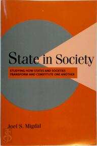 State in Society - Joel S Migdal (ISBN 9780521797061)