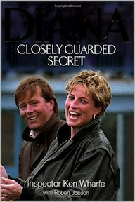 Diana - Closely guarded secret - Inspector Ken Wharfe, Robert Jobson (ISBN 9781843170051)