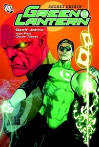 Secret origin - Jeff Johns, Ivan Reis, Oclair Albert (ISBN 9781401219901)