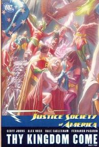 Justice Society of America 2 - Alex Ross (ISBN 9781401219147)