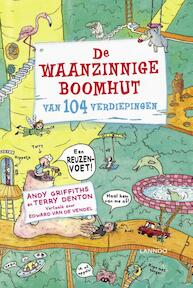 De waanzinnige boomhut van 104 verdiepingen - Andy Griffiths, Terry Denton (ISBN 9789401457620)