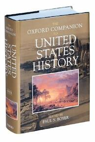 The Oxford Companion to United States History - Paul S. Boyer, Melvyn Dubofsky (ISBN 9780195082098)