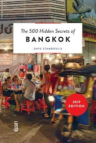 The 500 hidden secrets of Bangkok - dave stamboulis (ISBN 9789460582080)