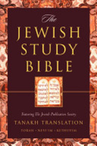 The Jewish Study Bible - Adele Berlin, Marc Zvi Brettler (ISBN 9780195297546)