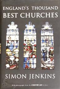 England's Thousand Best Churches - Simon Jenkins (ISBN 9780713992816)