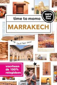 time to momo Marrakech + ttm Dichtbij