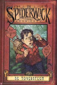 De Spiderwick Kronieken 2: De toversteen - Tony Diterlizzi, Holly Black, Ineke Lenting (ISBN 9789050006545)
