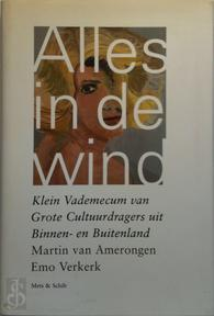 Alles in de wind - M. van Amerongen (ISBN 9789053302941)