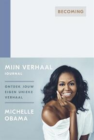 Mijn verhaal journal - Michelle Obama (ISBN 9789048854776)
