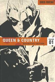 Queen & Country - Greg Rucka (ISBN 9781932664874)