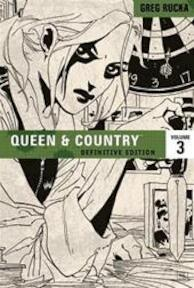 Queen & Country the Definitive Edition 3 - Greg Rucka (ISBN 9781932664966)