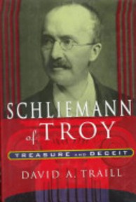 Schliemann of Troy - David A. Traill (ISBN 9780312140427)