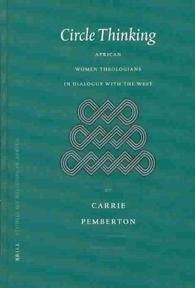 Circle Thinking - Carrie Pemberton (ISBN 9789004124417)