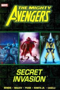 Mighty Avengers: Secret Invasion - Brian Michael Bendis (ISBN 9780785142614)