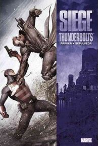 Siege: Thunderbolts (ISBN 9780785143734)