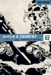 Queen & Country - Greg Rucka (ISBN 9781932664898)