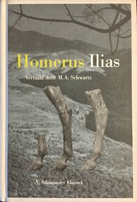 Ilias - Homerus (ISBN 9789021497679)