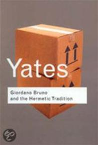 Giordano Bruno and the Hermetic tradition - Frances A. Yates (ISBN 9780415278492)