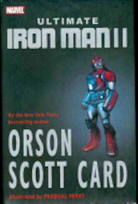 Ultimate Iron Man II - Orson Scott Card, Pasqual Ferry (ISBN 9780785129950)