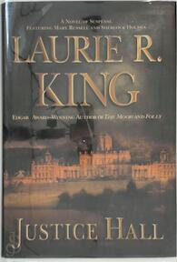 Justice Hall - Laurie R. King (ISBN 9780553111132)