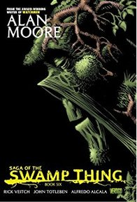 Saga of Swamp Thing Book One - Alan Moore (ISBN 9781401220822)