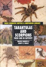 Tarantulas and Scorpions - Wayne Rankin (ISBN 9780793802593)