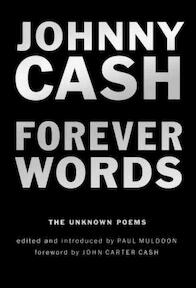 Forever Words - Johnny Cash (ISBN 9780399575136)