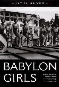 Babylon Girls-P - Jayna Brown (ISBN 9780822341574)