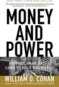 Money and Power - William D. Cohan (ISBN 9780767928267)