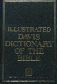 Davis Dictionary of the Bible - John D. Davis (ISBN 9780801028052)