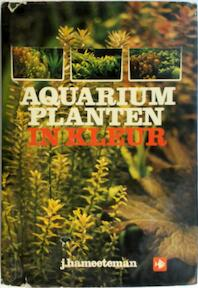 Aquariumplanten in kleur - Hameeteman (ISBN 9789062481200)