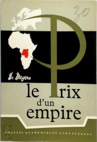 Le prix d'un empire - Joseph Meyers