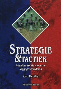 Strategie en tactiek - L. De Vos (ISBN 9789058264220)