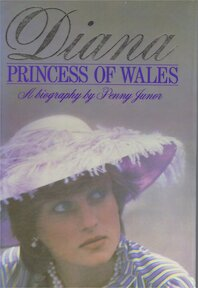 Diana, Princess of Wales - Penny Junor (ISBN 9780283988431)