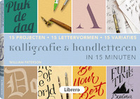 Kalligrafie & handletteren in 15 minuten - William Paterson (ISBN 9789463590082)