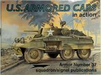 Us Armored Cars in Action - Jim Mesko (ISBN 9780897473910)