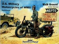 US Military Motorcycles of WWII - David Doyle (ISBN 9780897475747)