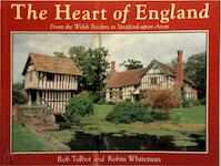 The Heart of England - Rob Talbot, Robin Whiteman (ISBN 9780297833819)