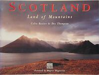 Scotland - Colin Baxter, D. B. A. Thompson (ISBN 9781900455749)