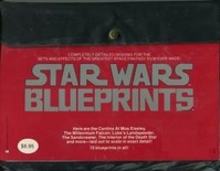 Star Wars Blueprints [map with 15 blueprints] - Random House Publishing Group (ISBN 9780345273819)