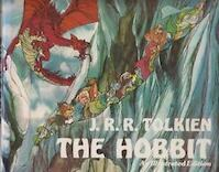 The Hobbit, an illustrated edition - J. R. R. Tolkien (ISBN 9780883657461)