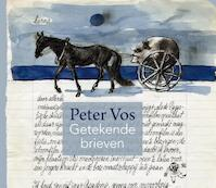 Peter Vos - Getekende brieven - Jan Piet Filedt Kok, Eddy de Jongh (ISBN 9789047621829)