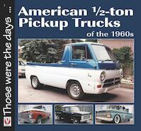 American 1/2-Ton Pickup Trucks of the 1960s - Norm Mort (ISBN 9781845848033)