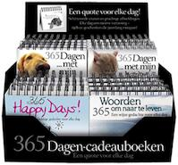Display 365 dagen ringband 4Tx4E