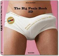 Big Penis Book 3D - Diane Hanson (ISBN 9783836526616)