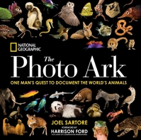 National geographic the photo ark - joel sartore (ISBN 9781426217777)