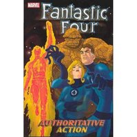 Fantastic Four Vol. 2: Authoritative Action - Mark Waid, Howard Porter (ISBN 9780785111986)
