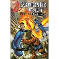 Fantastic Four Vol. 5: Disassembled - Mark Waid (ISBN 9780785115366)