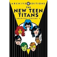 The new teen titans - George Pérez, Marv Wolfman (ISBN 9781401211448)